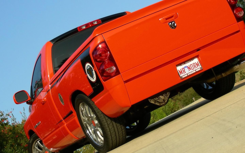 2008 Mr Norms Dodge Hemi Ram 1500 Super Truck Rear Angle Tilt 1600×1200