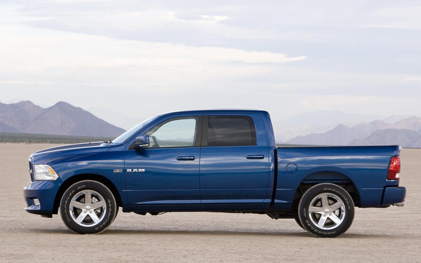 Dodge Ram 1500 Sport 2009 1600×1200 Wallpaper 08