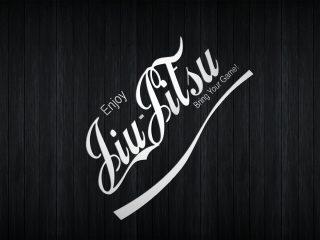 Coka Cola Jiu Jitsu White Dark Wood Boards Angle