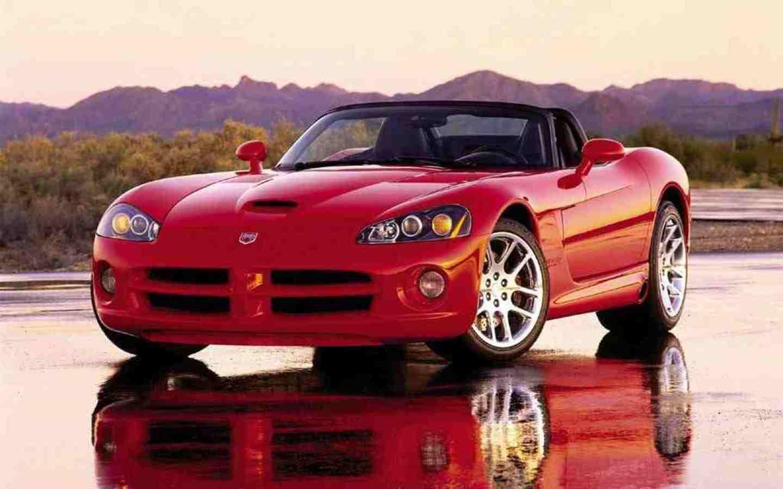 Dodge Viper Sports Cars