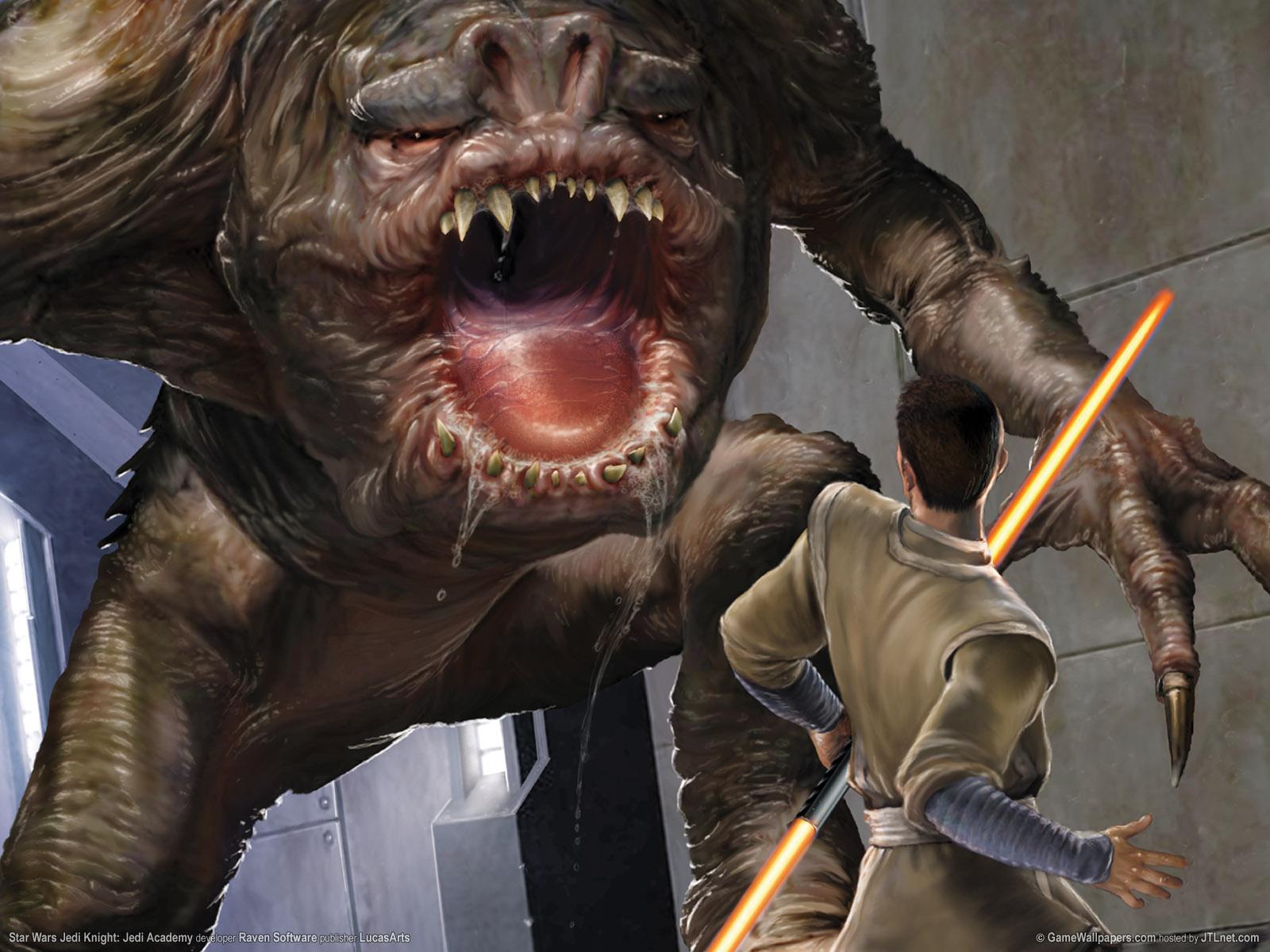 Star Wars Jedi Knight Jedi Academy 01 1600