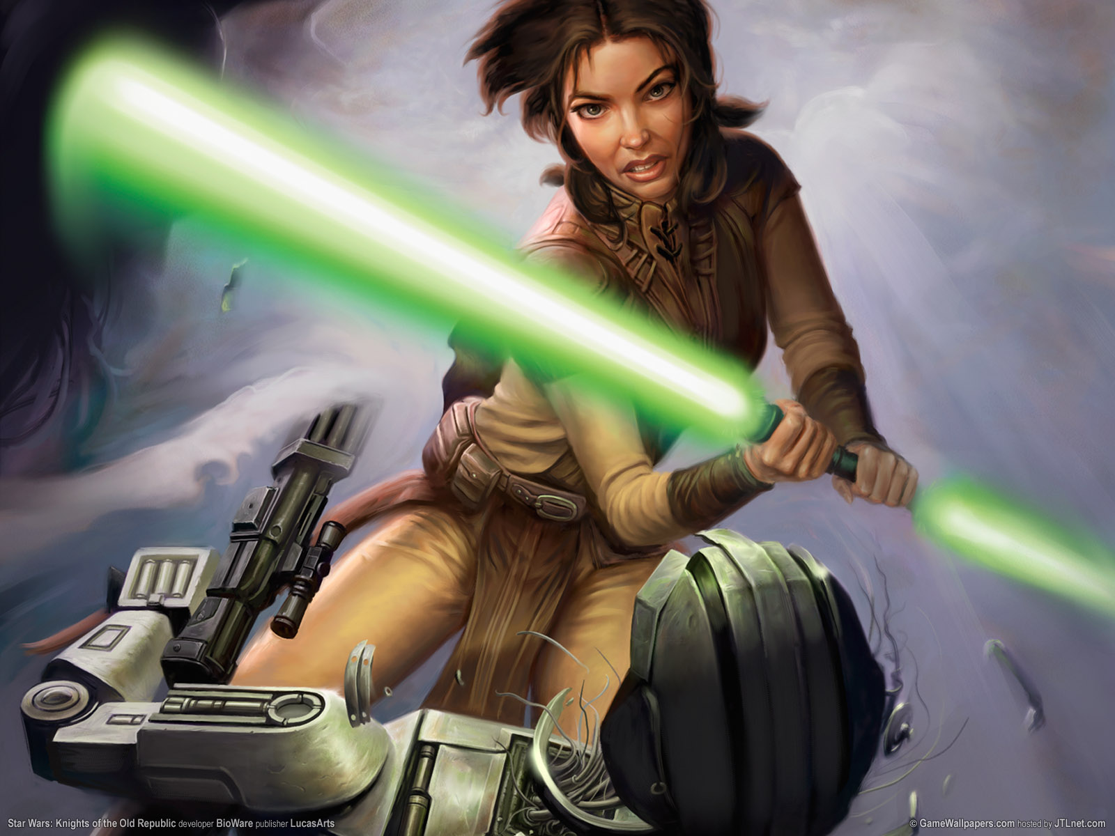 Star Wars Knights Of The Old Republic 01 1600
