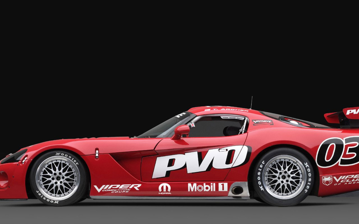 Wallpaper Dodge Viper Sports Car