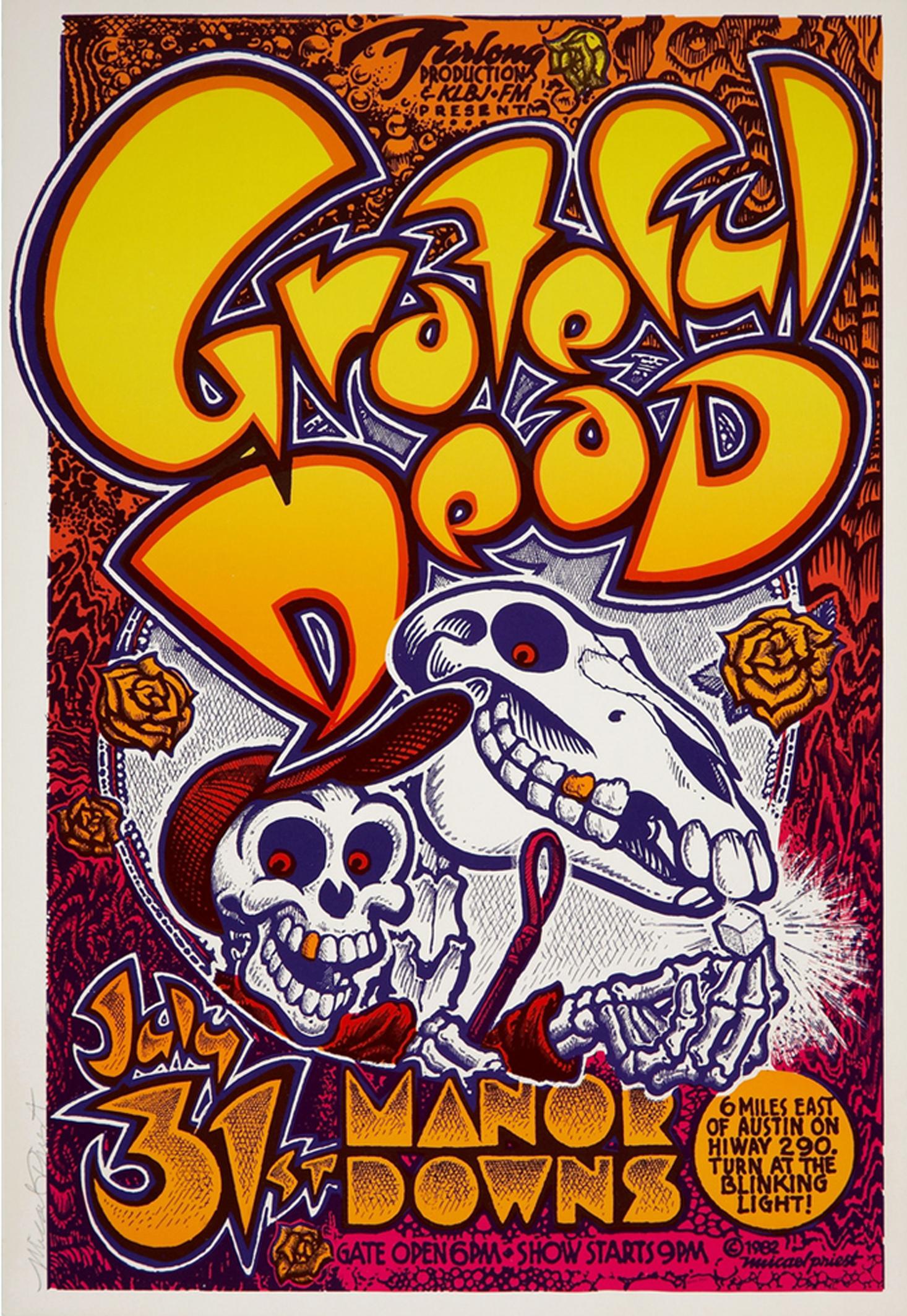 Grateful Dead 1982