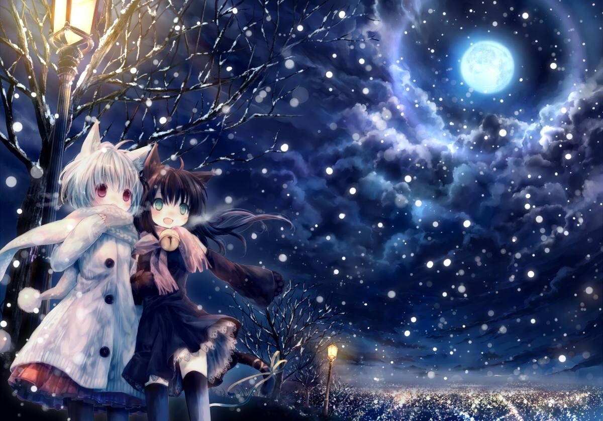 Christmas Anime (34)