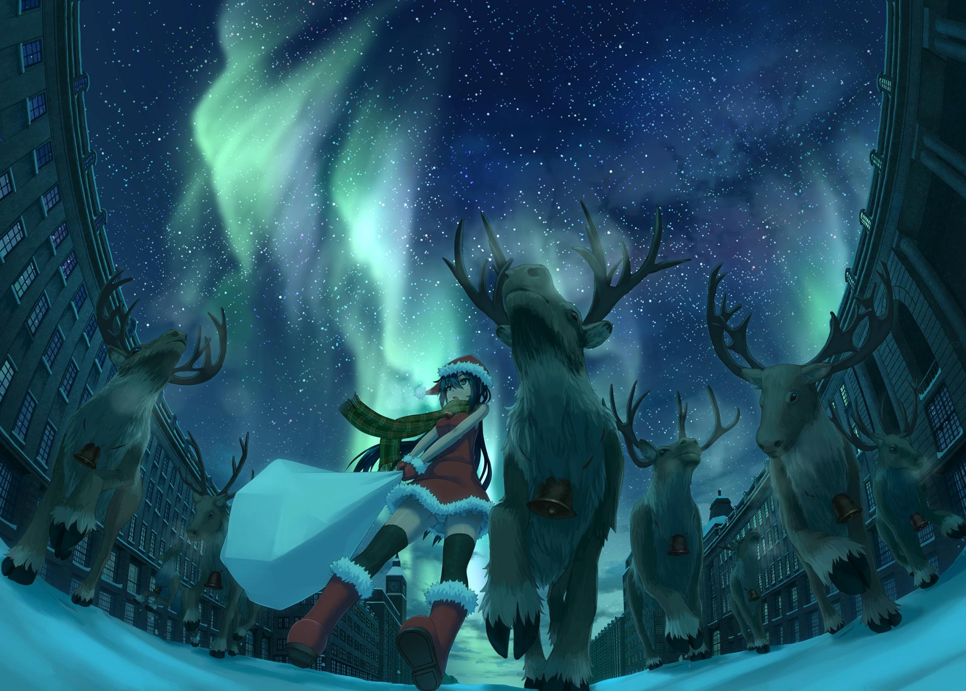 Christmas Anime (37)