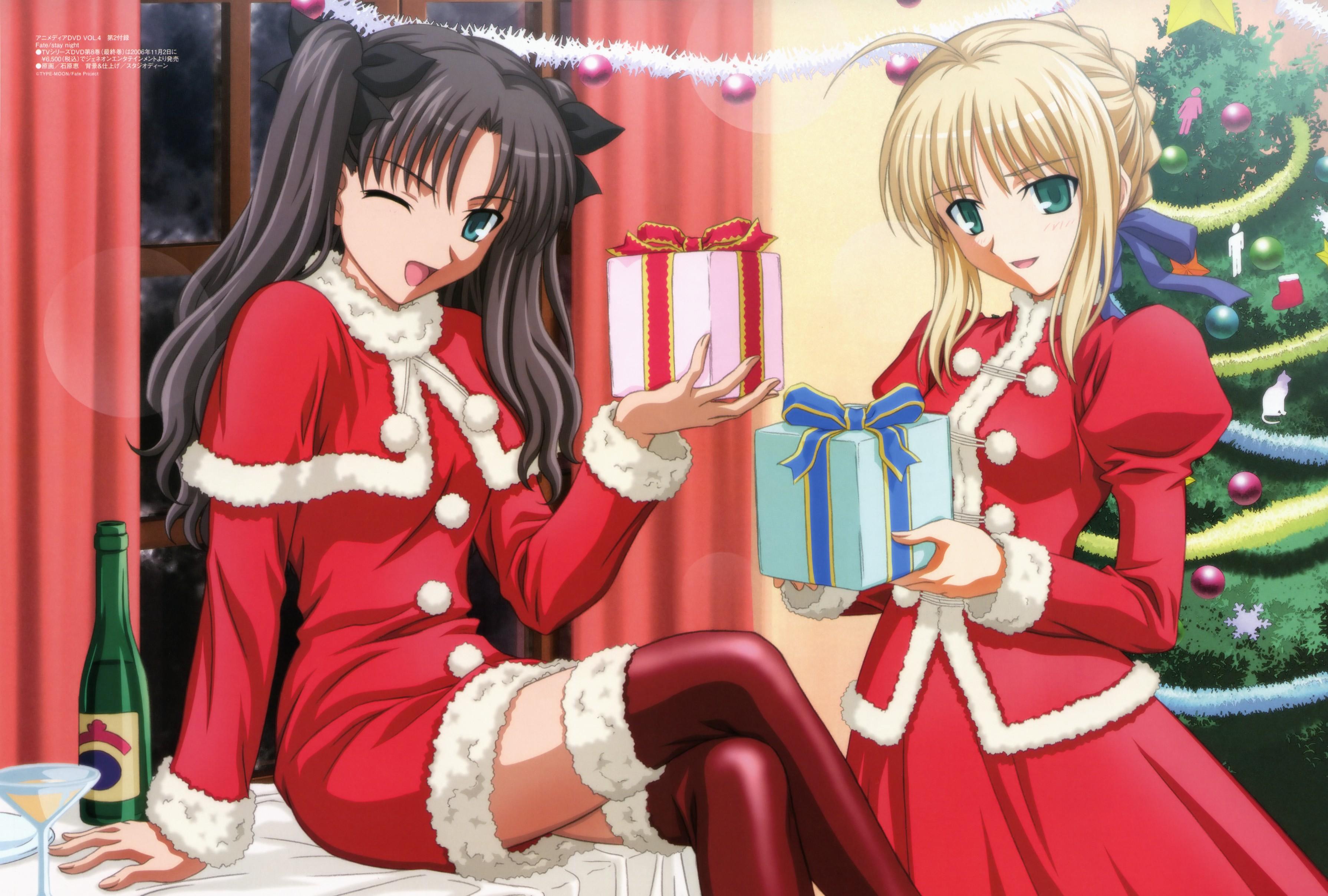 Christmas Anime (43)
