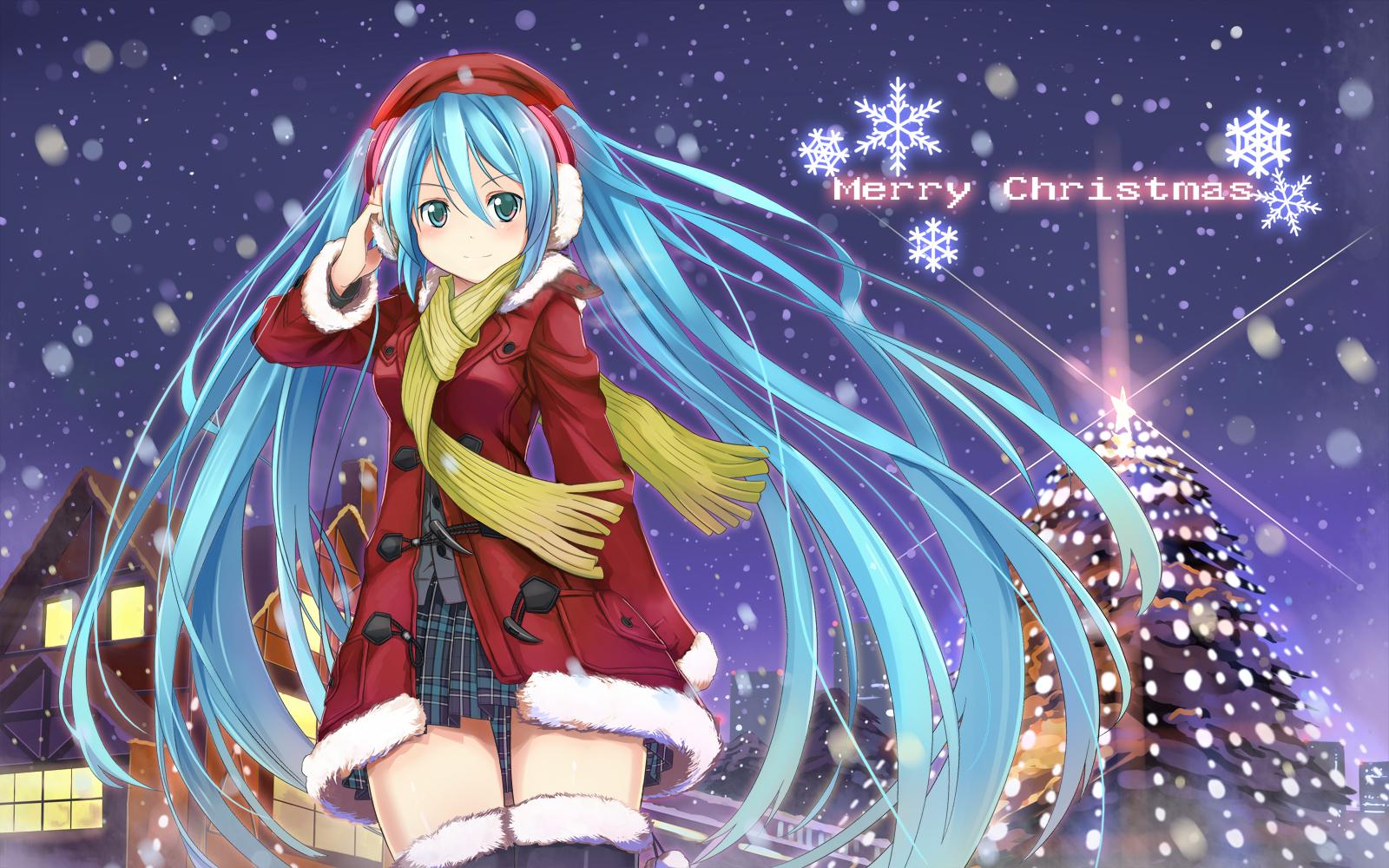 Christmas Anime (46)